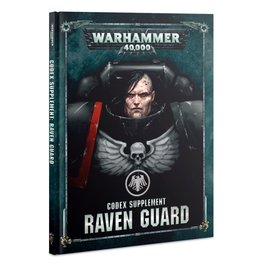 Warhammer 40K Codex: Raven Guard