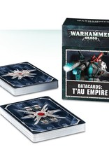 Warhammer 40K Datacards: Tau Empire
