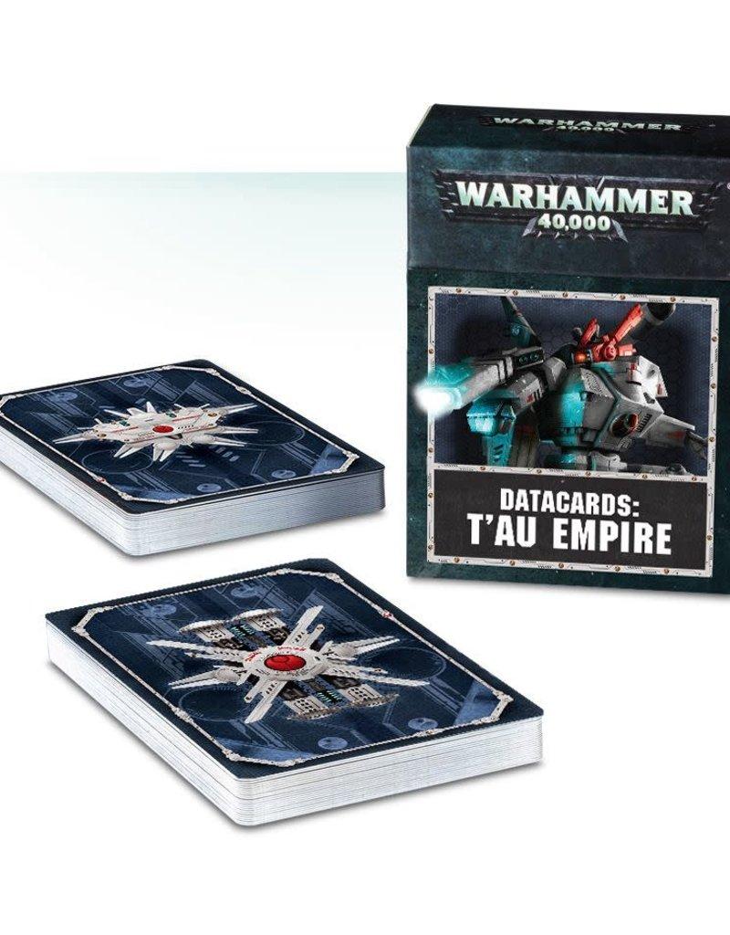Warhammer 40K Datacards: Tau Empire