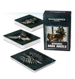 Warhammer 40K Datacards: Dark Angels