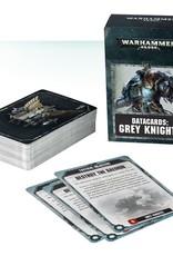 Warhammer 40K Datacards: Grey Knights