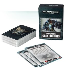Warhammer 40K Datacards: Grey Knights