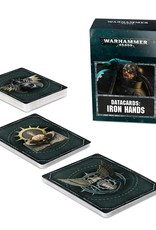 Warhammer 40K Datacards: Iron Hands