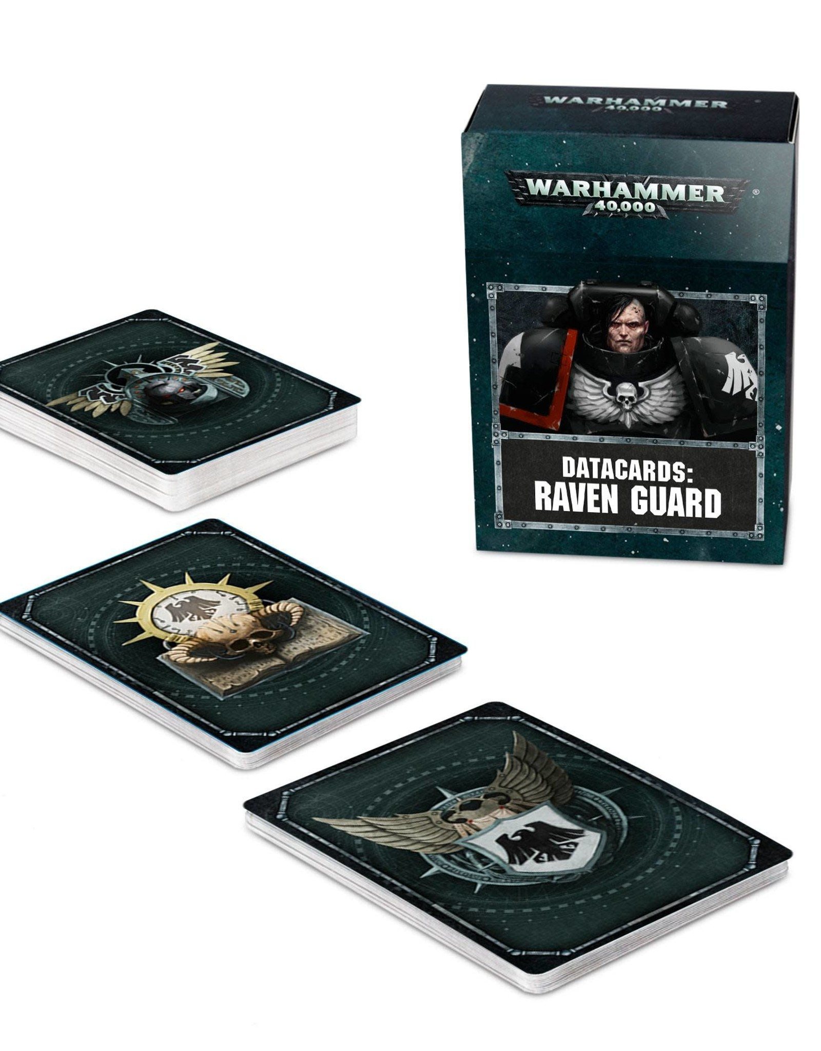 Warhammer 40K Datacards: Raven Guard