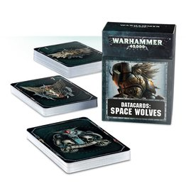 Warhammer 40K Datacards: Space Wolves (8th ed)