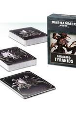 Warhammer 40K Datacards: Tyranids