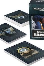 Warhammer 40K Datacards: Ultramarines