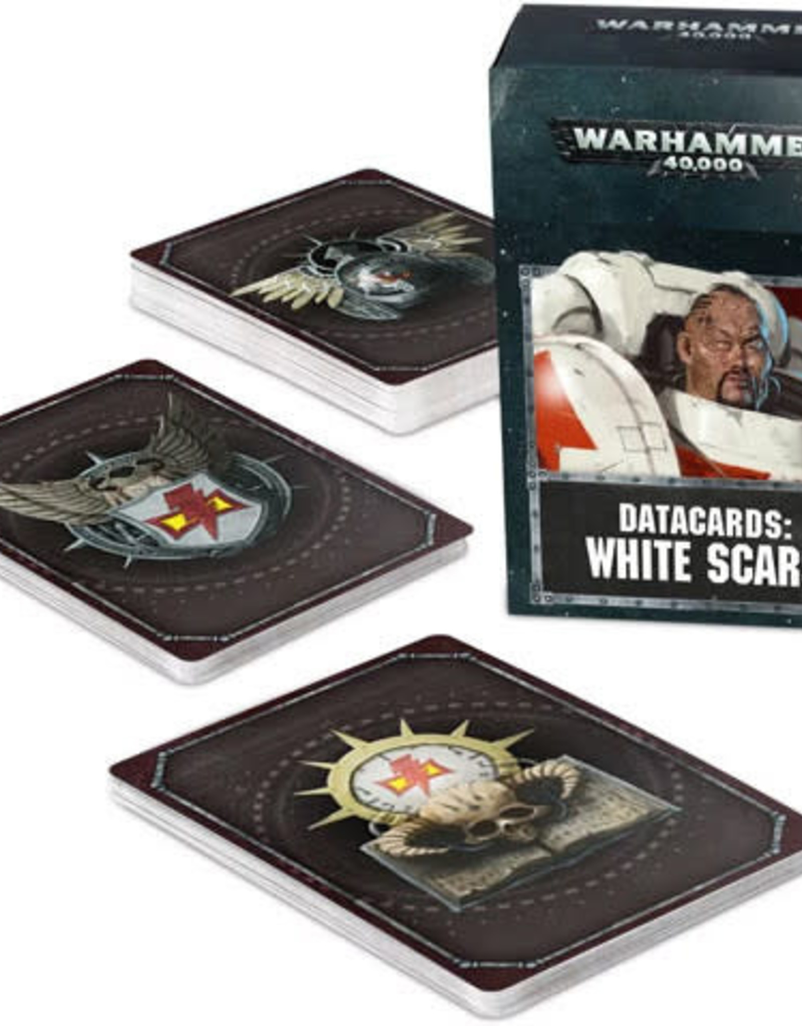 Warhammer 40K Datacards: White Scars