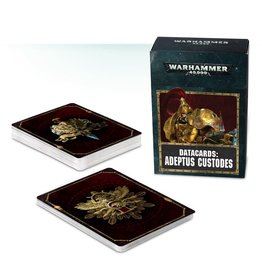Warhammer 40K Datacards: Adeptus Custodes