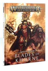 Age of Sigmar Battletome: Blades Of Khorne