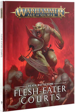 Age of Sigmar Battletome: Flesh-Eater Courts