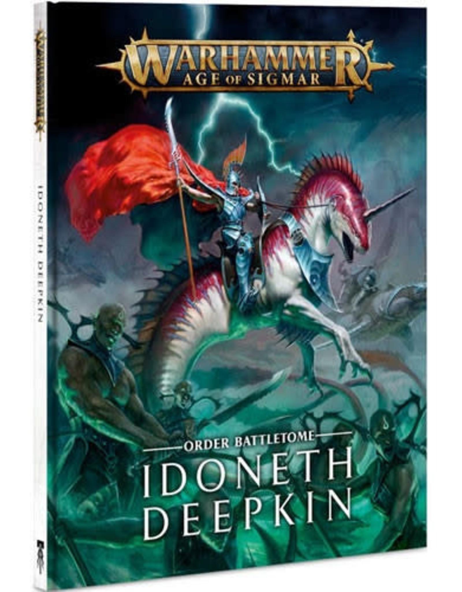 Age of Sigmar Battletome: Idoneth Deepkin