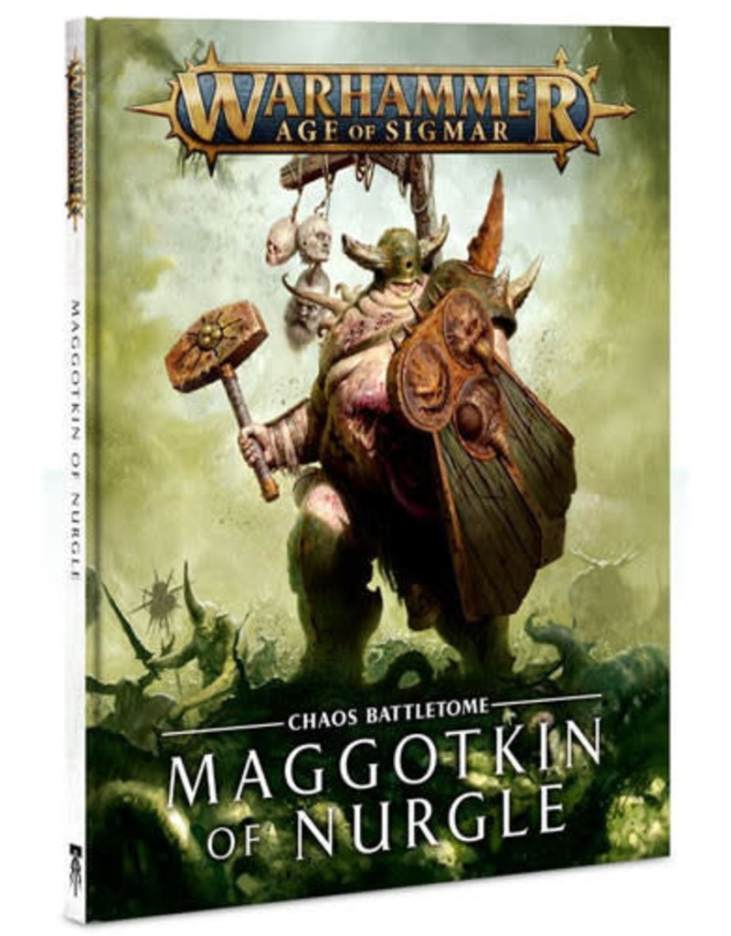 Age of Sigmar Battletome: Maggotkin Of Nurgle
