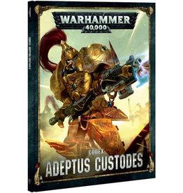 Warhammer 40K Codex: Adeptus Custodes