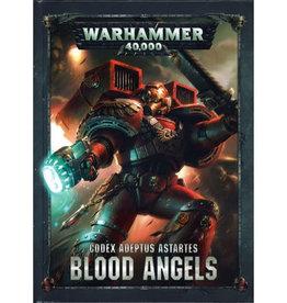 Warhammer 40K Codex: Blood Angels
