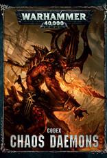 Warhammer 40K Codex: Chaos Daemons