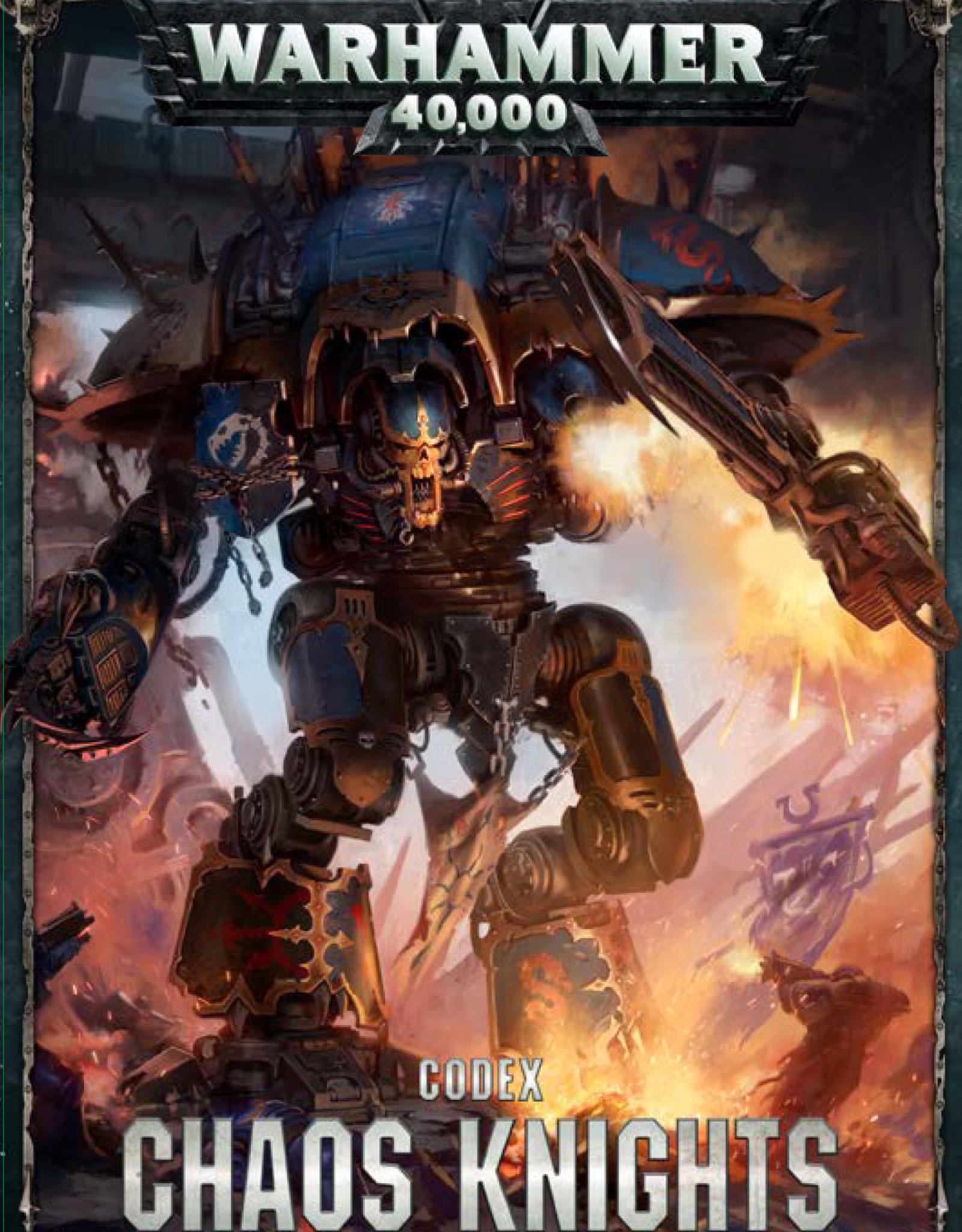 Warhammer 40K Codex: Chaos Knights