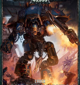 Warhammer 40K Codex: Chaos Knights