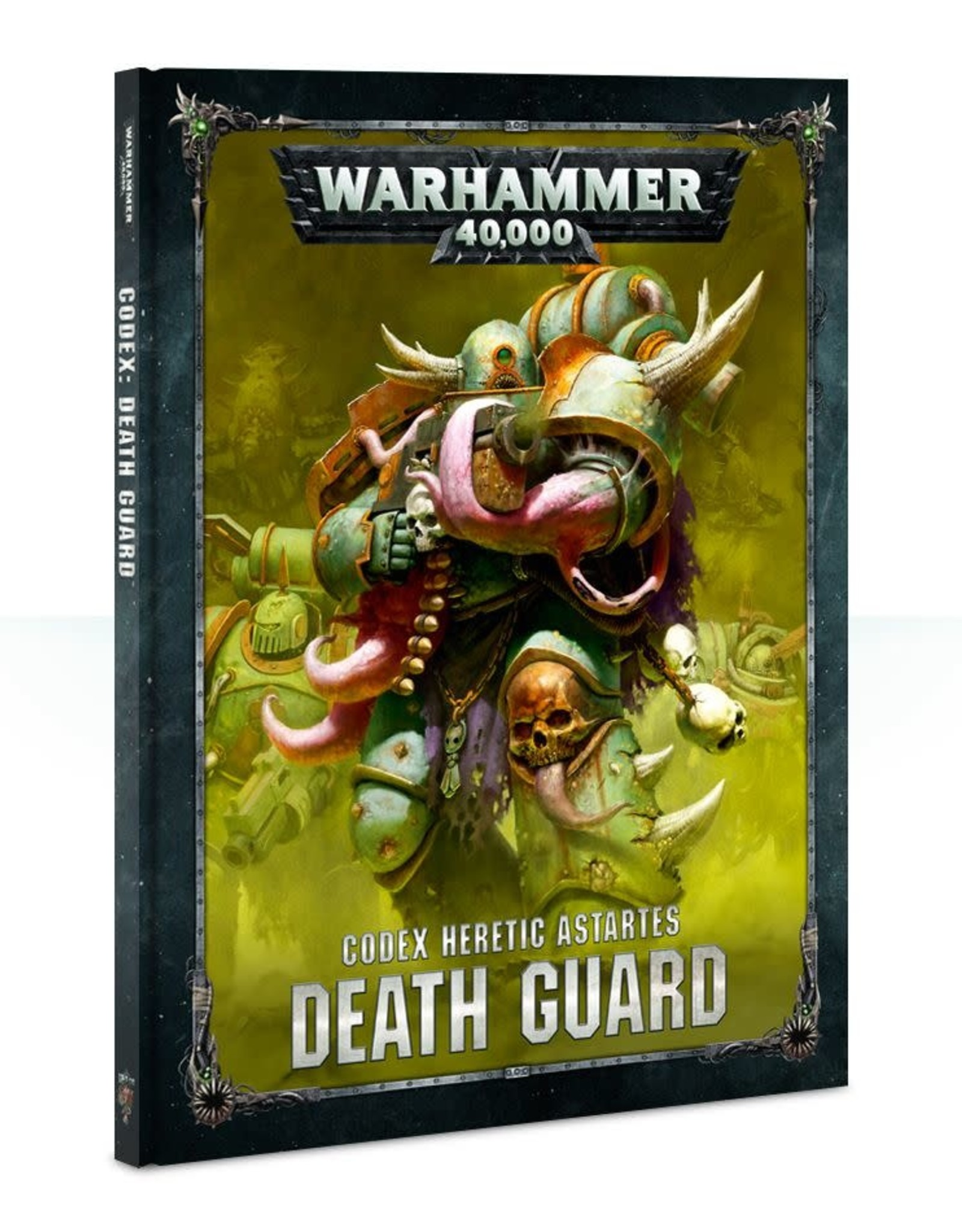 Warhammer 40K Codex: Death Guard
