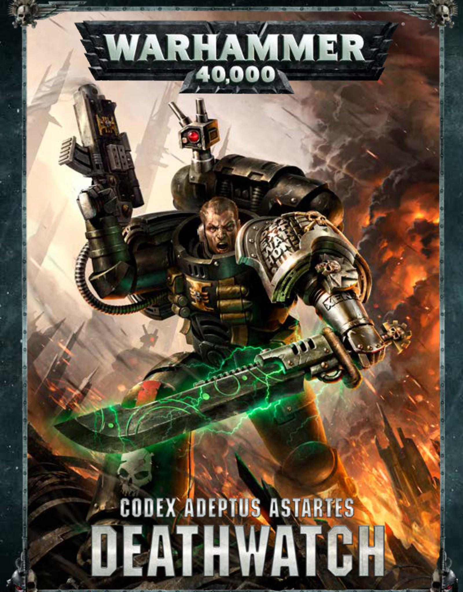 Warhammer 40K Codex: Deathwatch