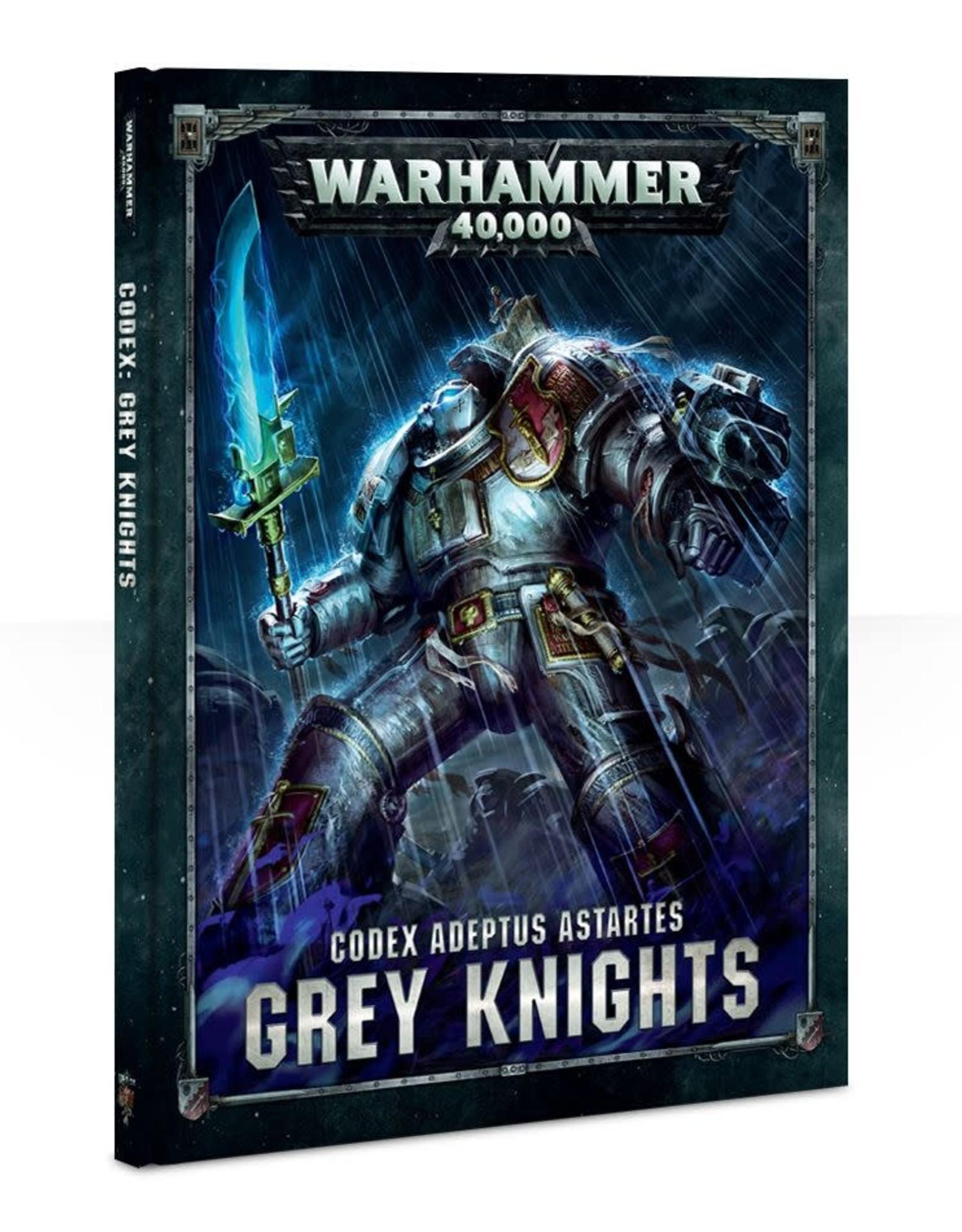 Warhammer 40K Codex: Grey Knights