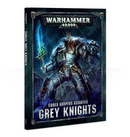 Warhammer 40K Codex: Grey Knights