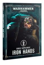 Warhammer 40K Codex: Iron Hands