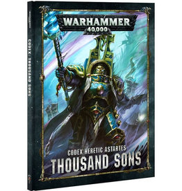 Warhammer 40K Codex: Thousand Sons