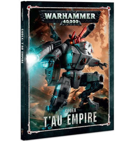 Warhammer 40K Codex: Tau Empire