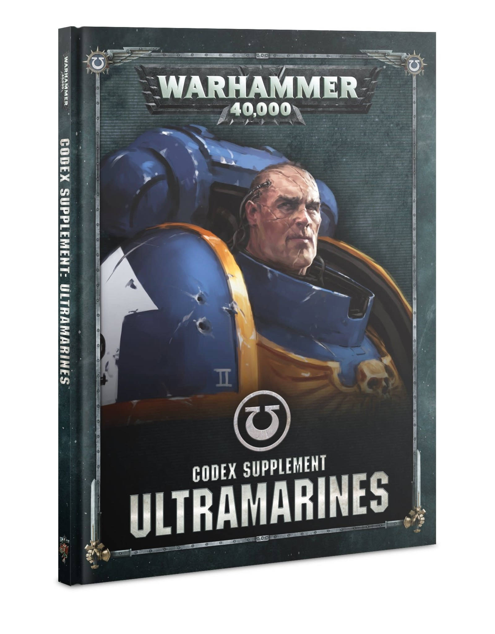 Warhammer 40K Codex: Ultramarines