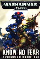 Warhammer 40K Warhammer 40K: Know No Fear