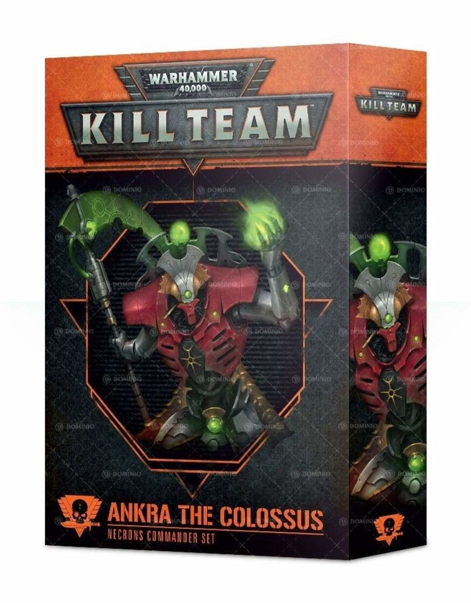 Kill Team Kill Team: Ankra the Colossus