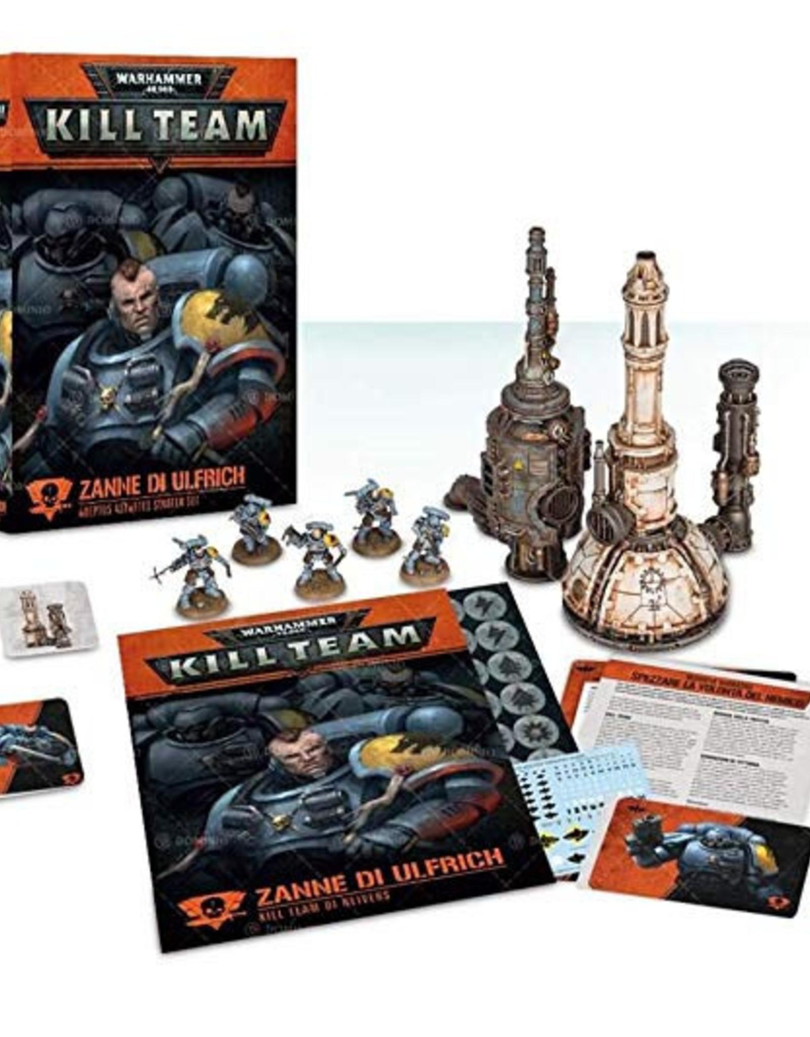 Kill Team Kill Team: Fangs of Ulfrich