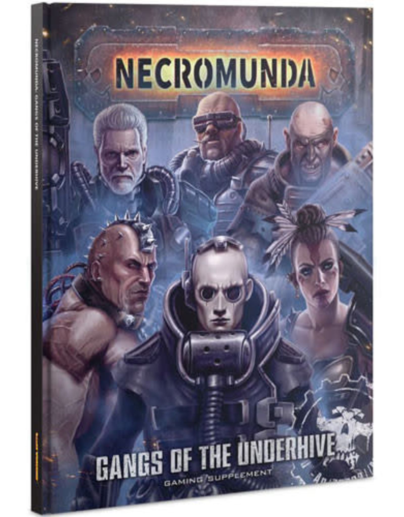 Necromunda Necromunda: Gangs Of The Underhive