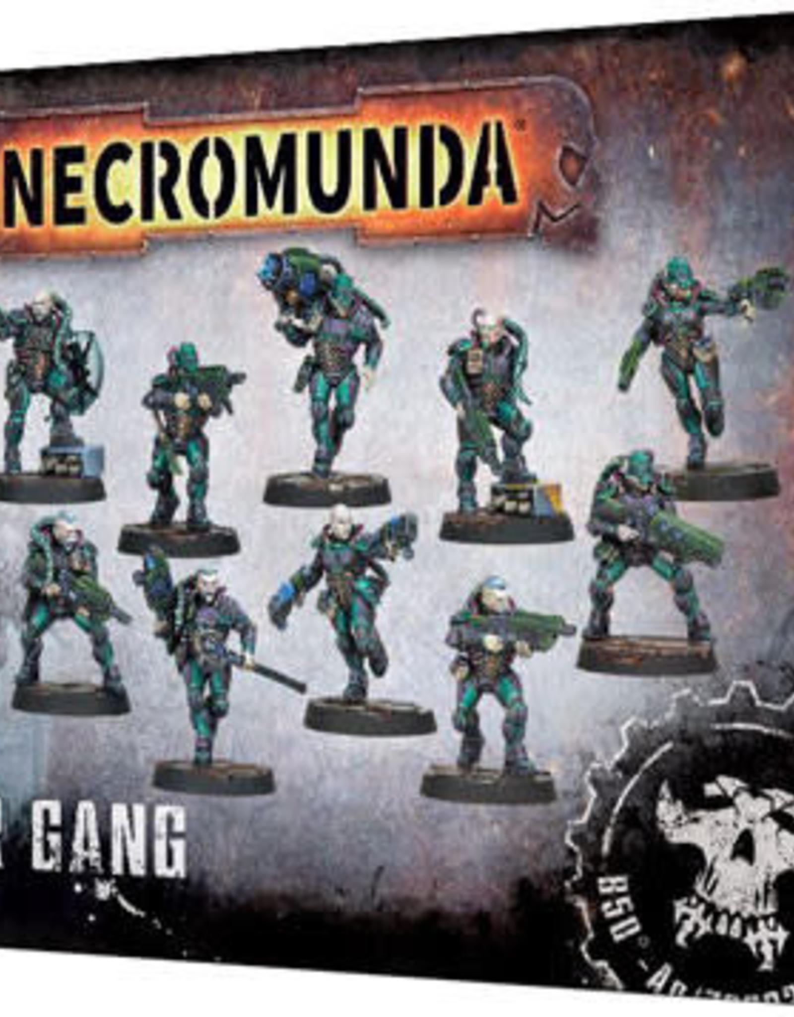 Necromunda Necromunda Van Saar Gang