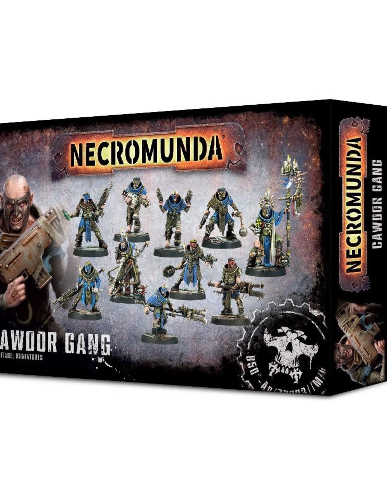 Necromunda Necromunda Cawdor Gang
