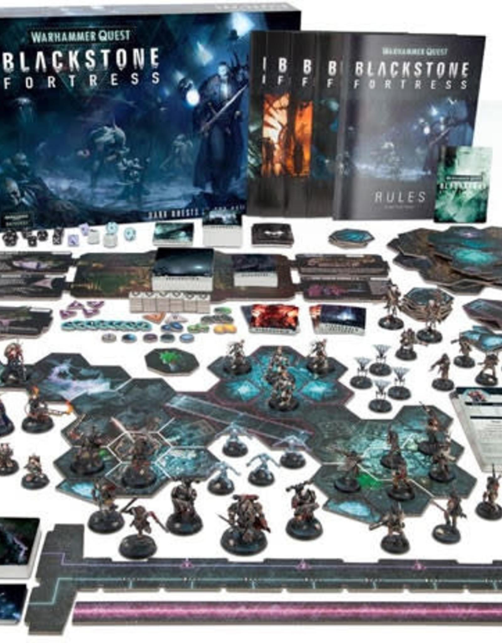 Warhammer Quest Warhammer Quest: Blackstone Fortress