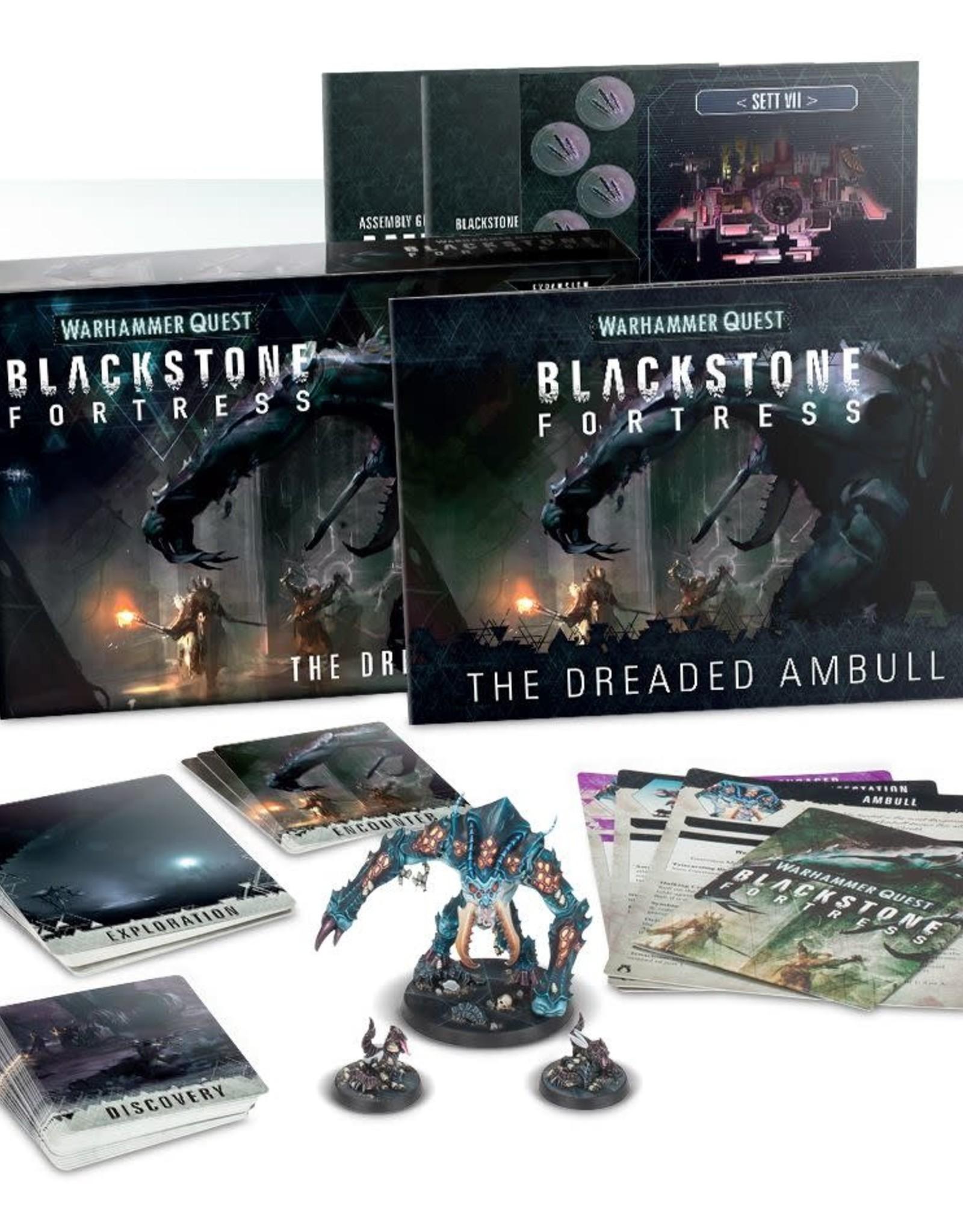 Warhammer Quest Blackstone Fortress: The Dreaded Ambull