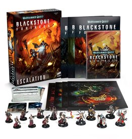 Warhammer Quest Blackstone Fortress: Escalation