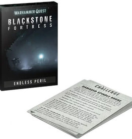 Warhammer Quest Blackstone Fortress: Endless Peril