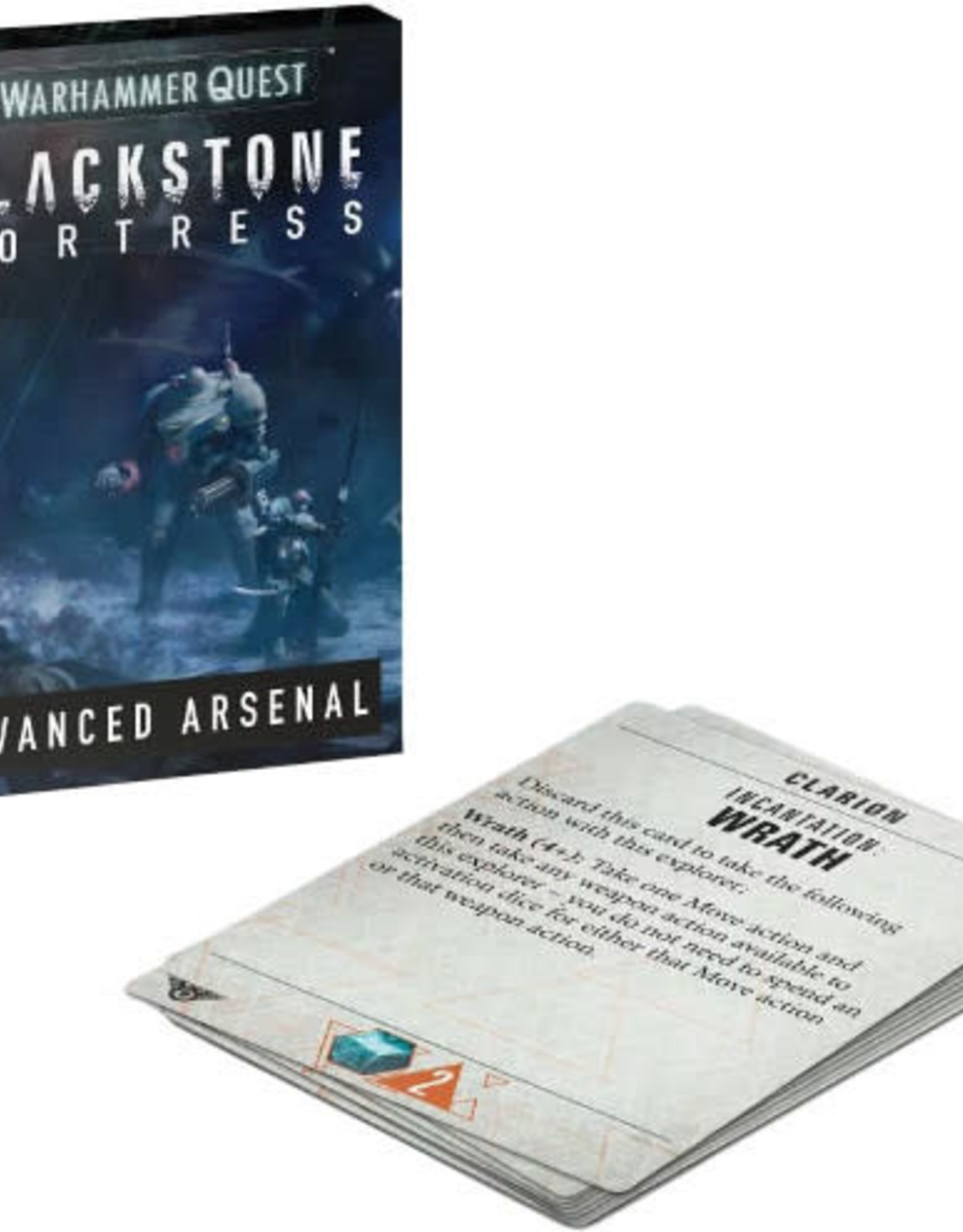 Warhammer Quest Blackstone Fortress: Advanced Arsenal