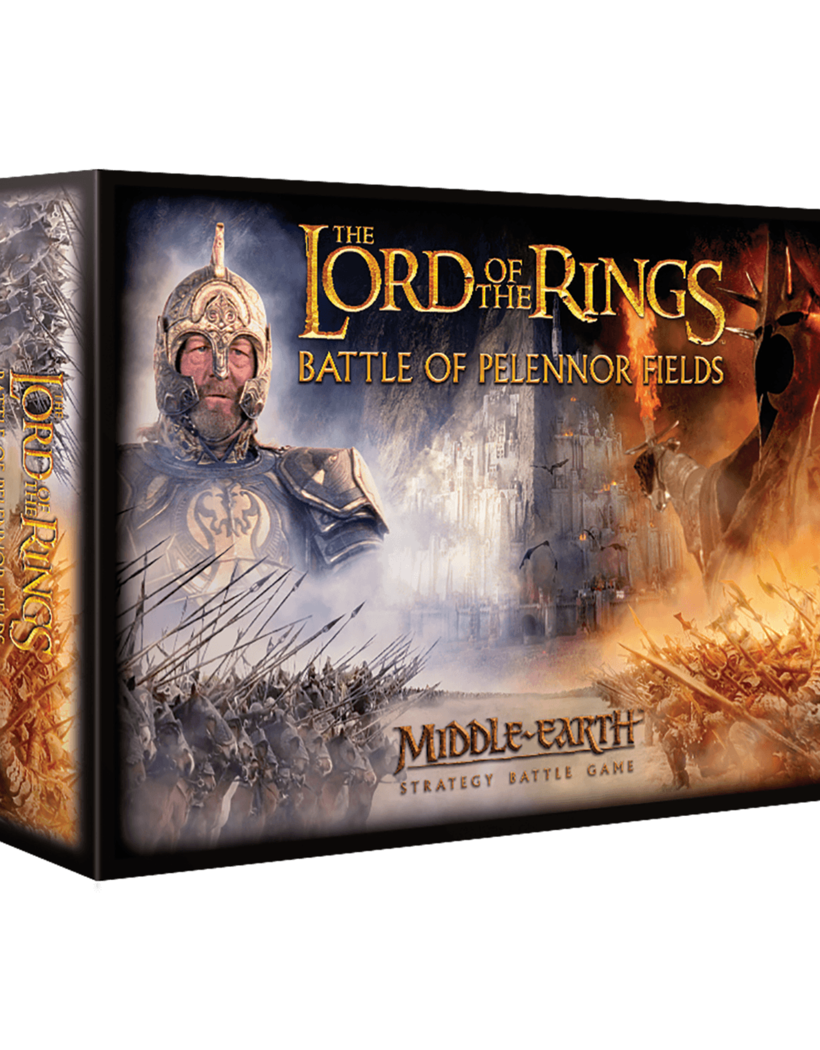 Lord of The Rings LOTR: Battle of Pelennor Fields