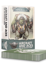 Aeronautica Imperialis Aeronautica Imperialis: Aircraft and Aces Ork Air Waaagh! Cards