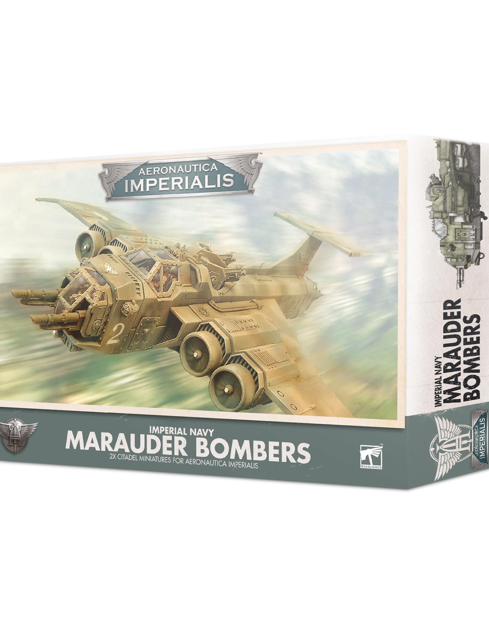 Aeronautica Imperialis Aeronautica Imperialis: Imperial Navy Marauder Bombers