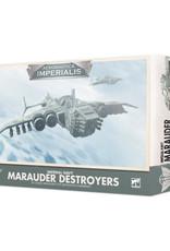 Aeronautica Imperialis Aeronautica Imperialis: Imperial Navy Marauder Destroyers