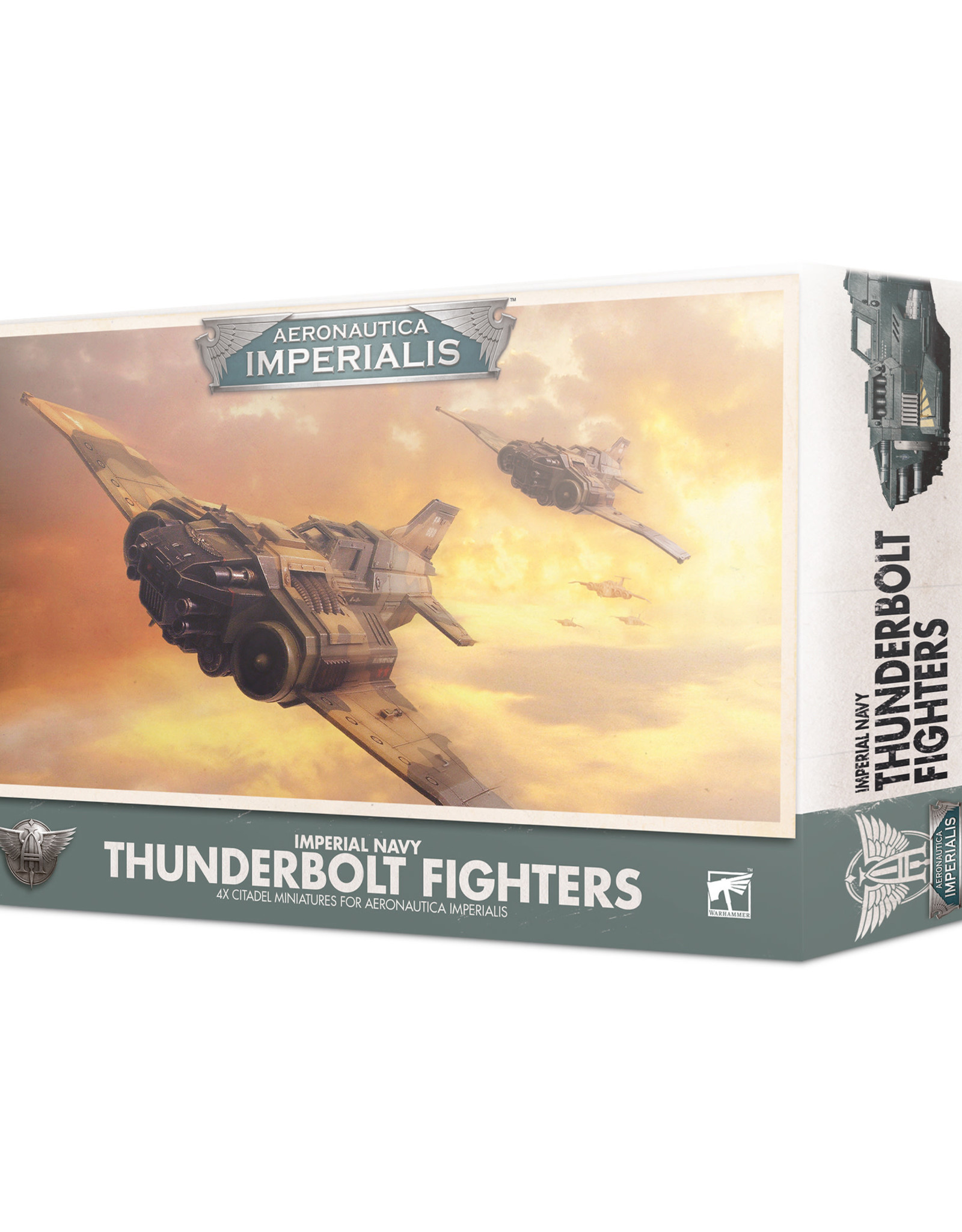 Aeronautica Imperialis Aeronautica Imperialis: Thunderbolt Fighters