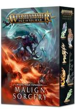 Age of Sigmar AoS: Malign Sorcery