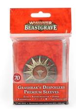 Warhammer Underworlds Warhammer Underworlds: Grashrak's Despoilers Card Sleeves