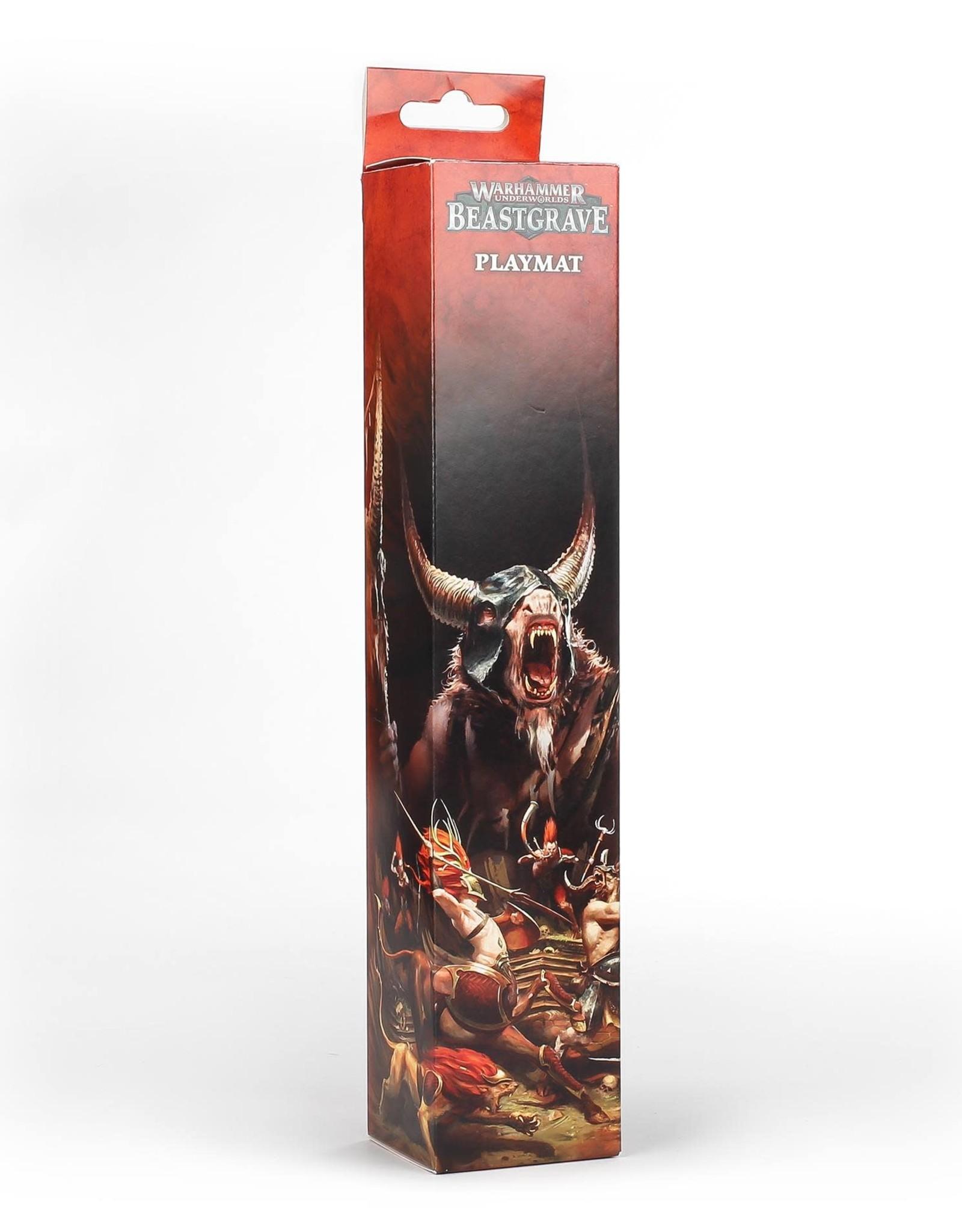 Warhammer Underworlds Warhammer Underworlds: Beastgrave Playmat