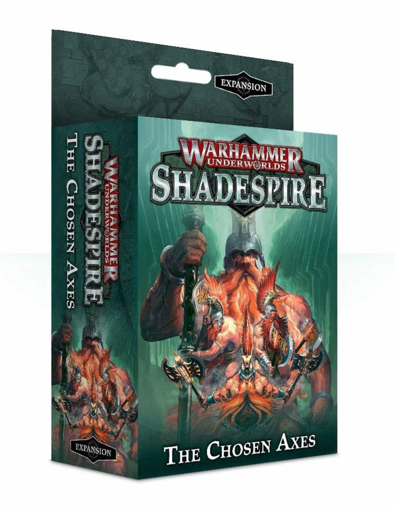 Warhammer Underworlds Warhammer Underworlds: The Chosen Axes